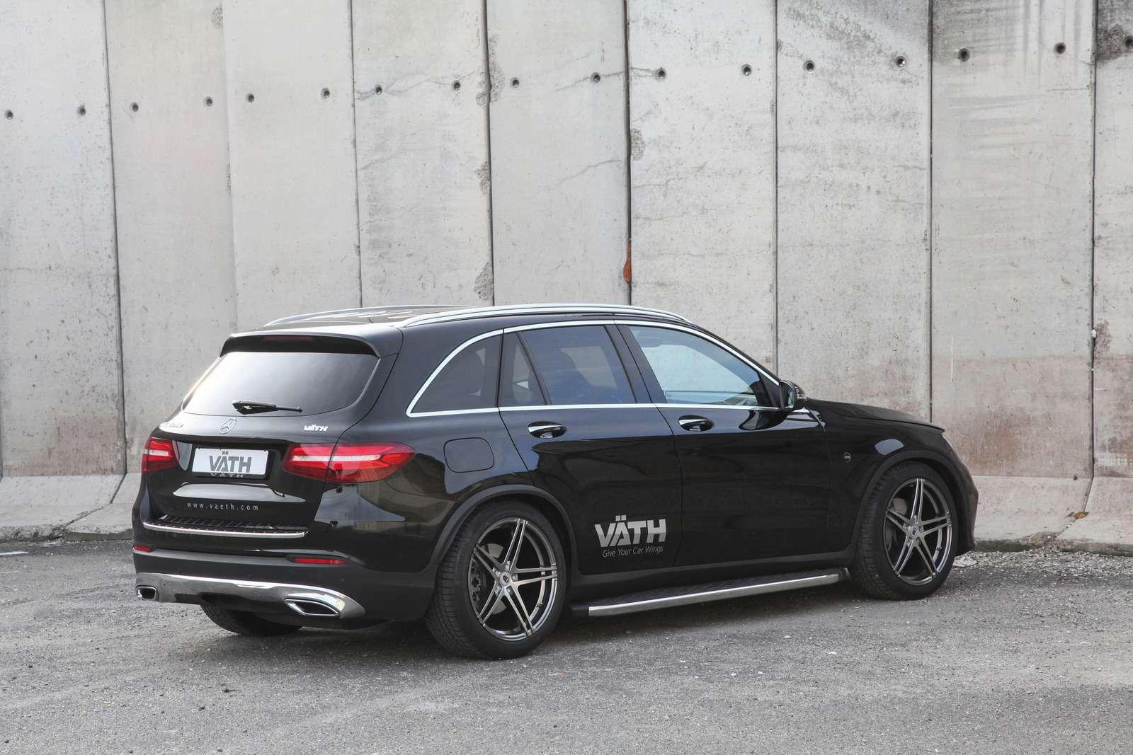 Радость через силу иэкономичность: Mercedes-Benz GLC 220d