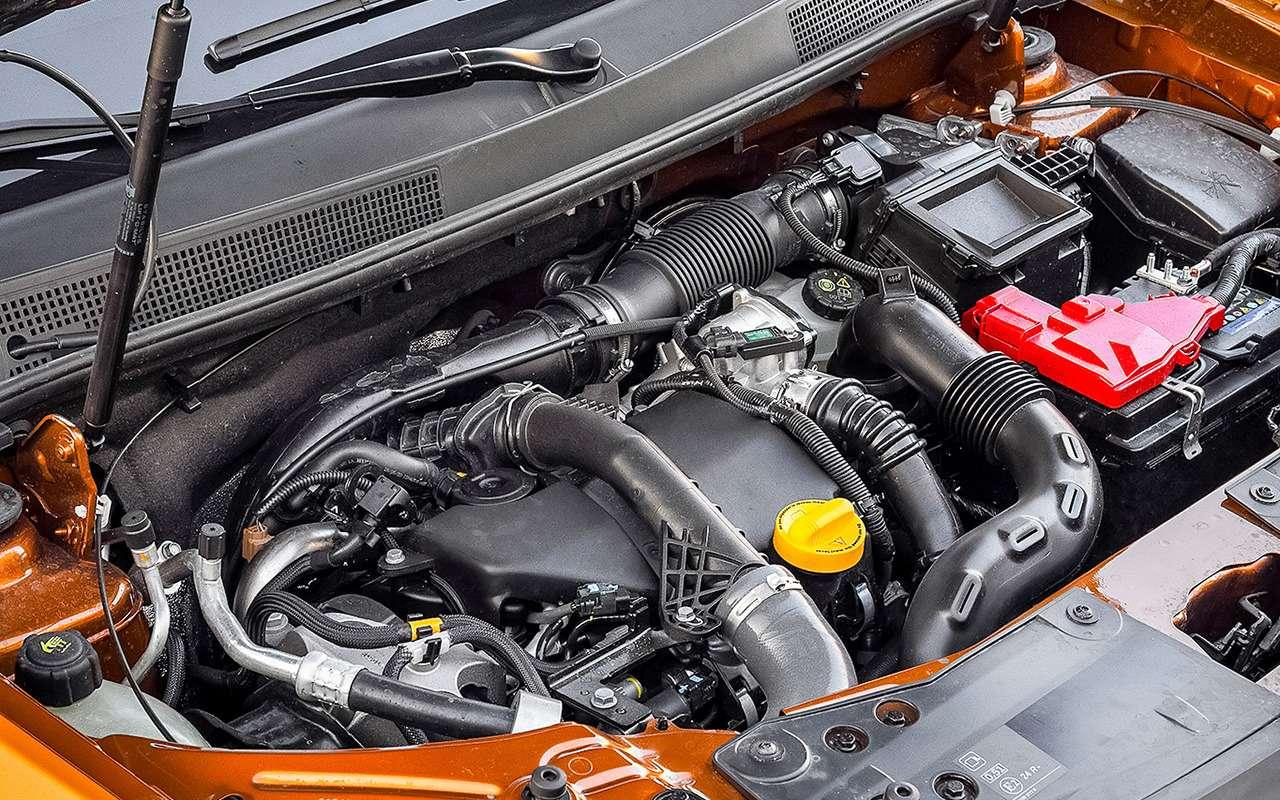 Новый Renault Duster: вам бензин или дизель?— фото 1236011