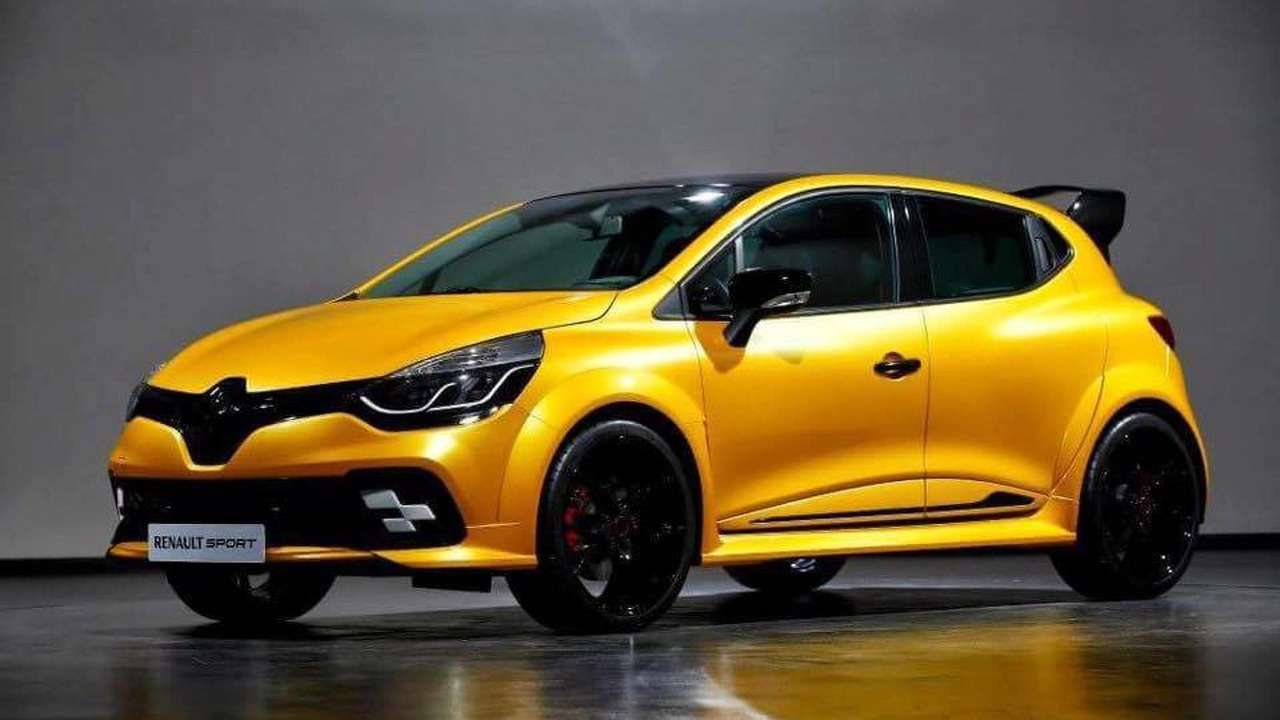 Новый Renault Clio RSбудет карать ипокорять— фото 590454