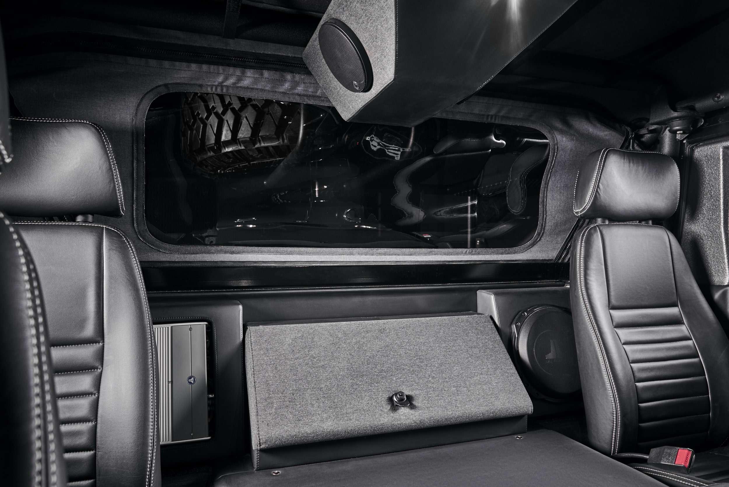 Возвращение «кувалды»: улучшенный Hummer H1поступил впродажу— фото 894623
