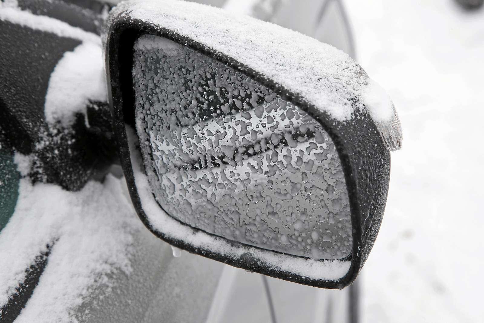 Большой зимний тест: Lada Vesta, Lada XRAY иDatsun mi-DO изпарка ЗР— фото 571418