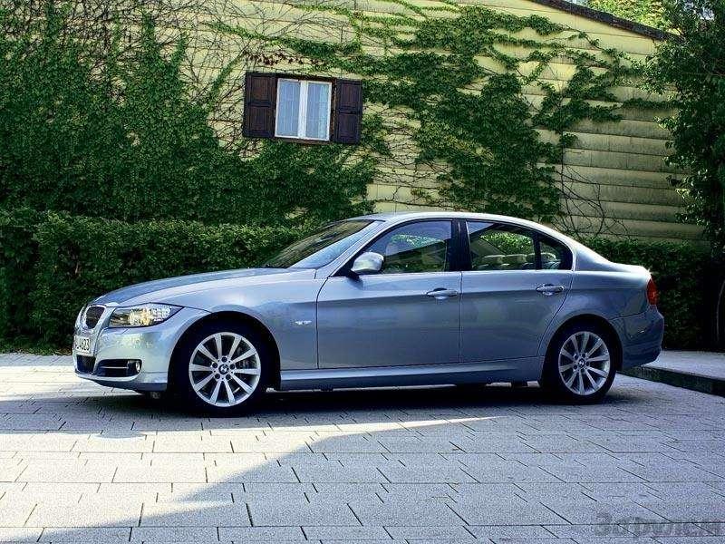 Презентация BMW 3-series: O'zapft is!— фото 89455