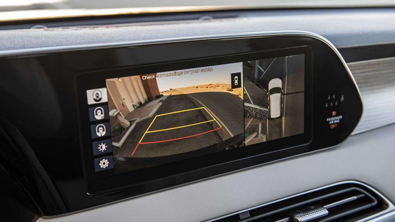 Hyundai показал свой огромный ироскошный внедорожник— фото 927209