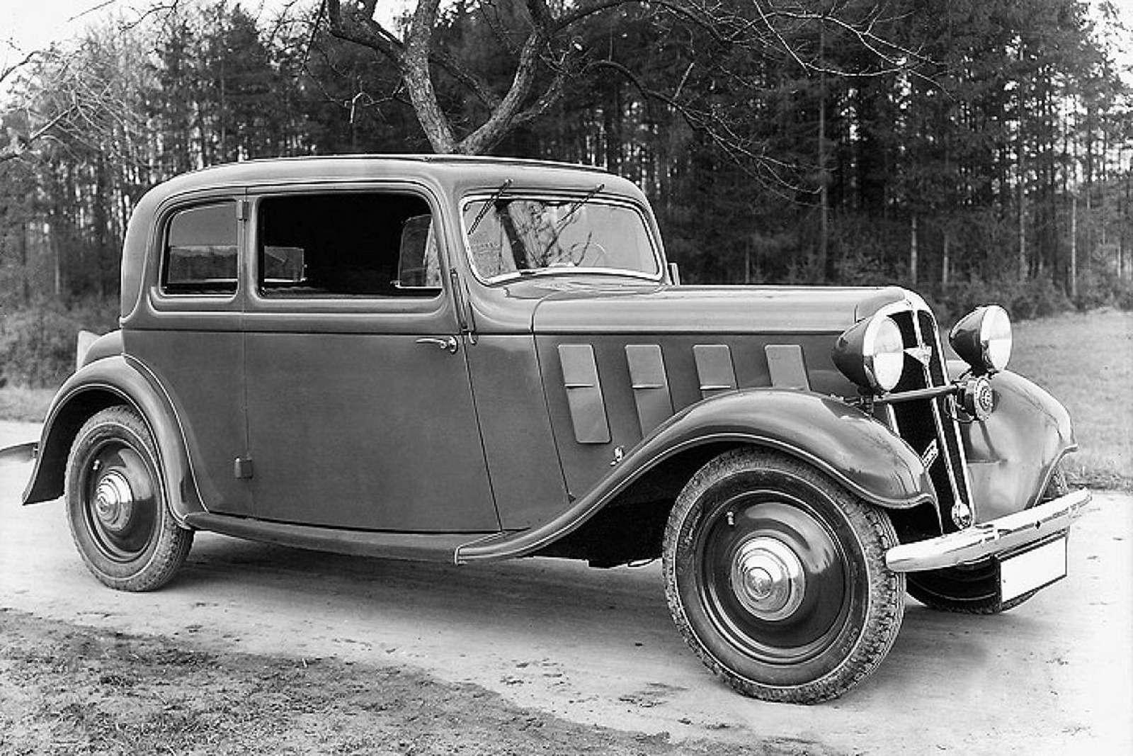 Сборная солярка: история отечественного легкового дизеля— фото 590751