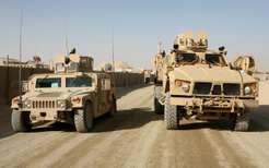 Humvee иOshkosh M-ATV, 2020
