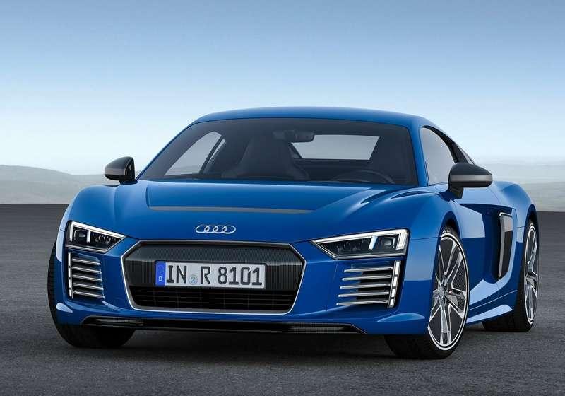 Audi R8e-tron