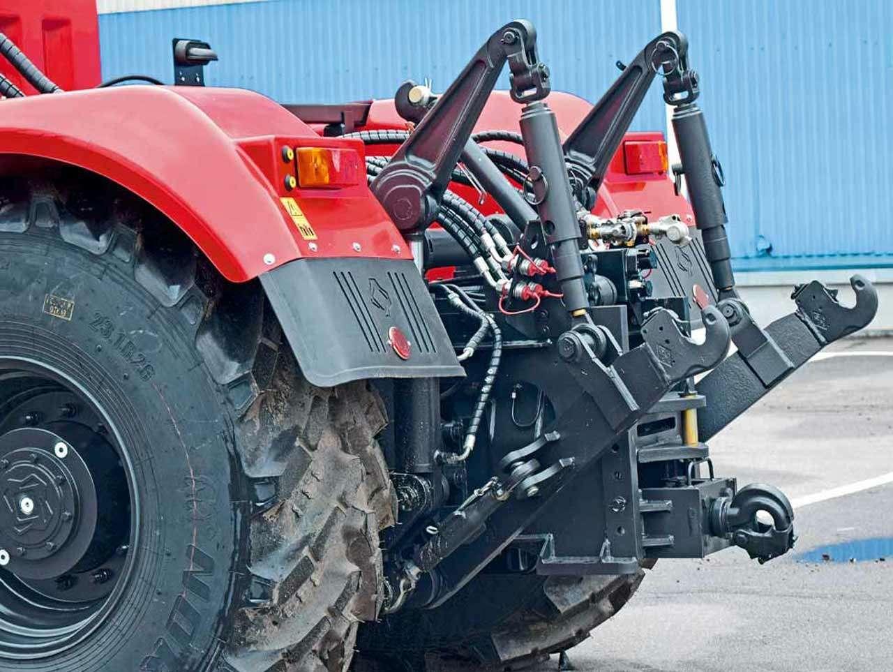 Тест очень нужного трактора: Кировец К-5— фото 1130822