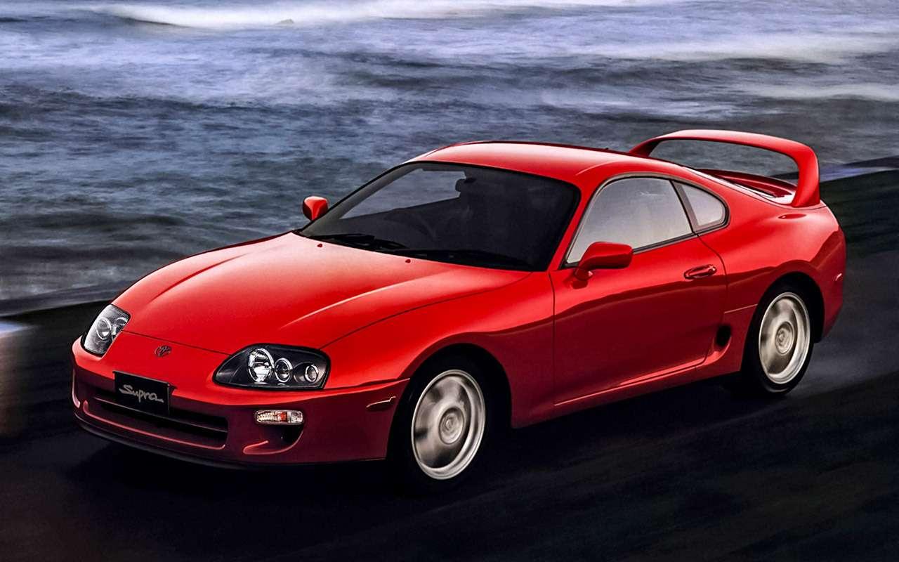 Новая модель Toyota: эксклюзивный тест-драйв— фото 982413