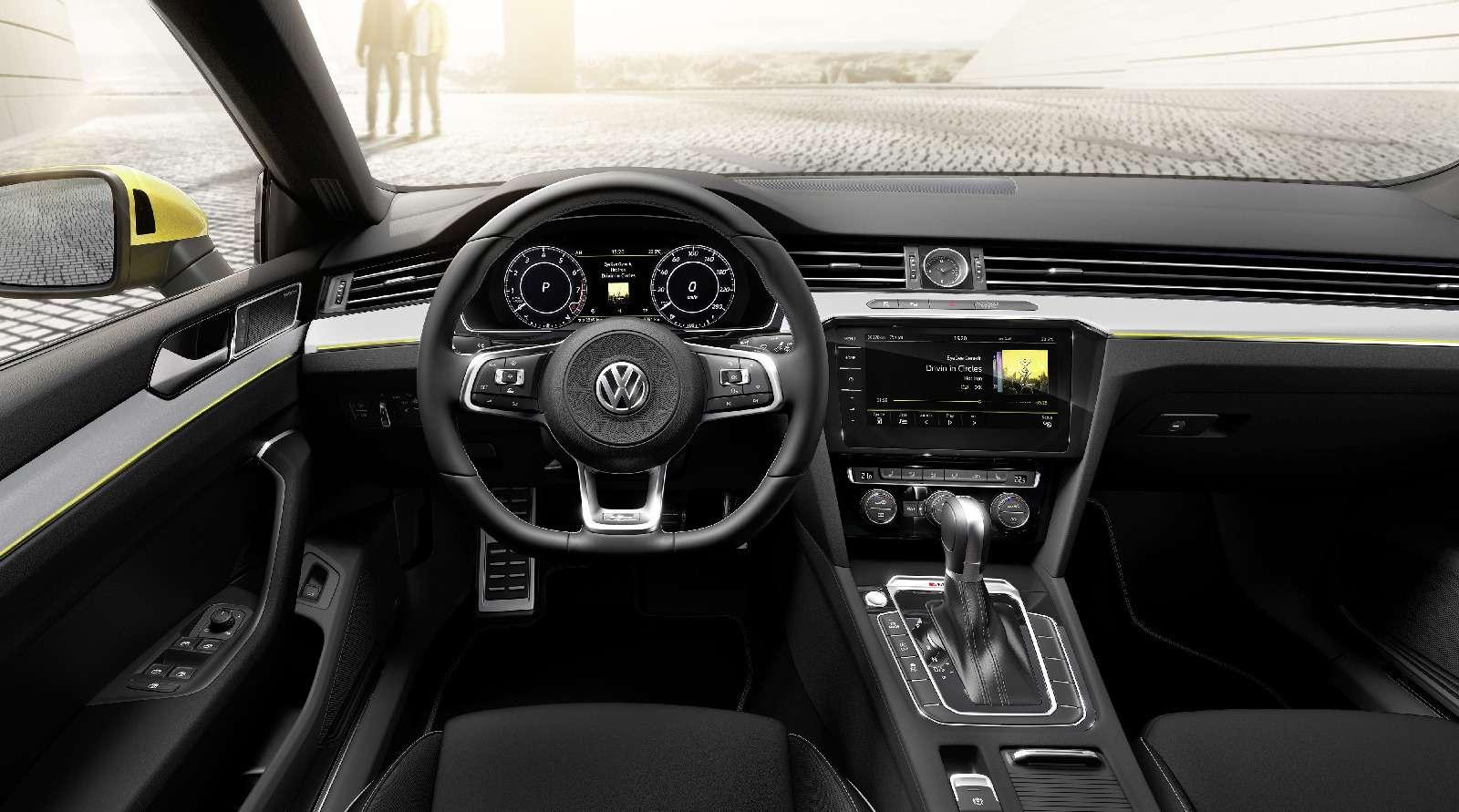 Volkswagen Arteon: это вам не Це-Це!— фото 717145