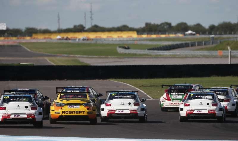 AUTO— WTCC ARGENTINA 2015