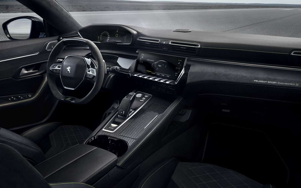 У Peugeot появился злющий боец— фото 951096