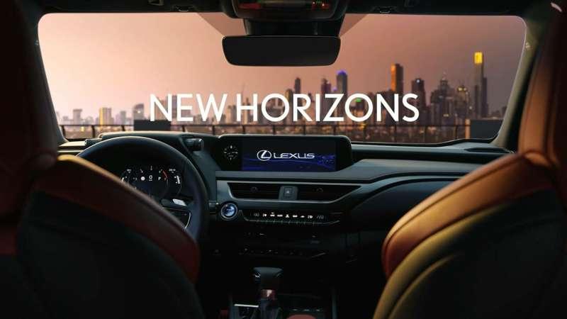 Самый доступный кроссовер Lexus: первые фото ивидео