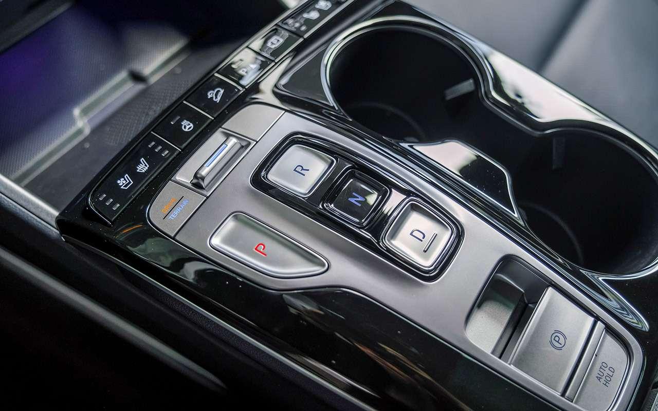 Новый Hyundai Tucson: выбрали оптимальную версию (из25!)— фото 1269646