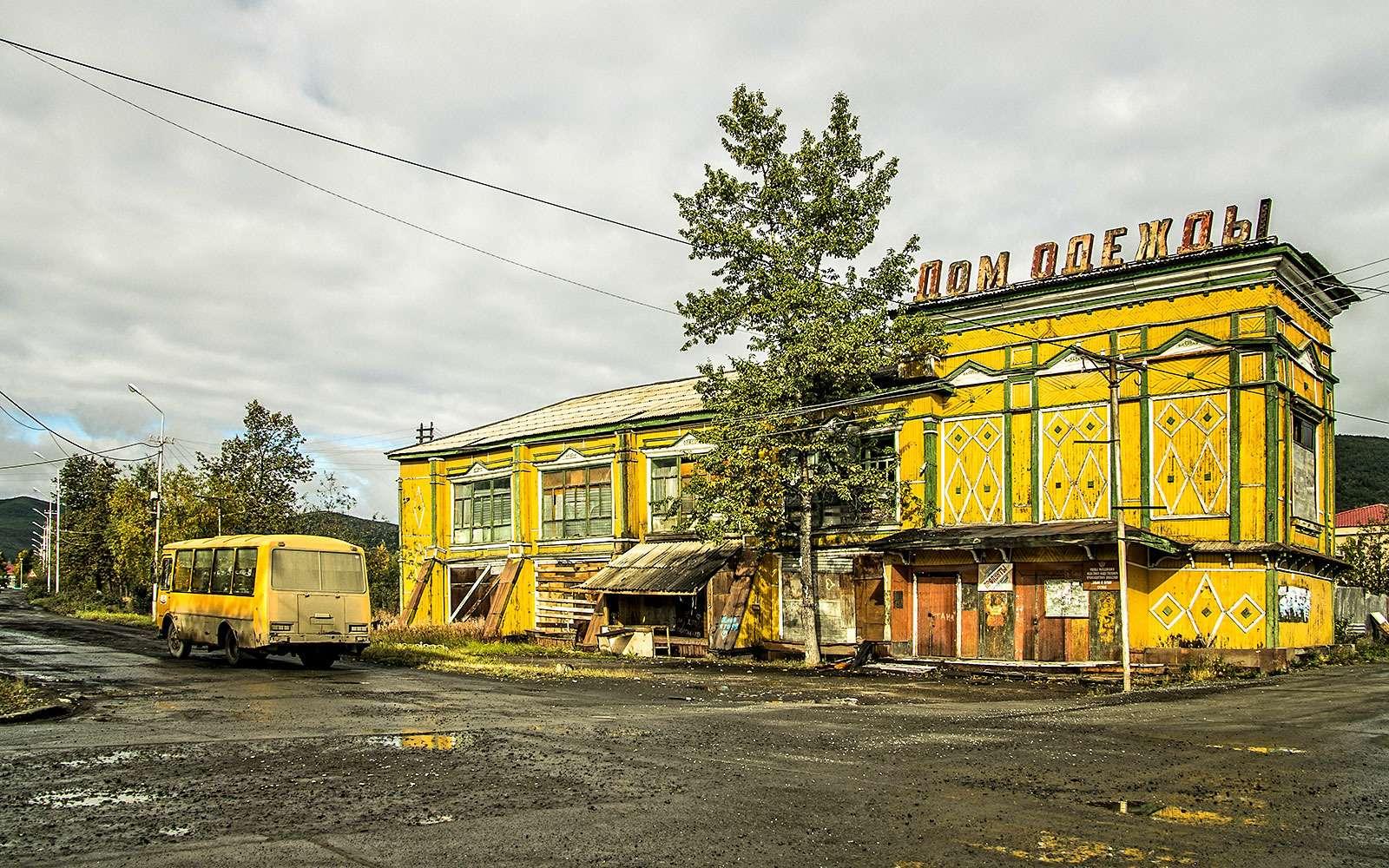 Тряска накостях: ужасы икрасоты трассы «Колыма»— фото 671492