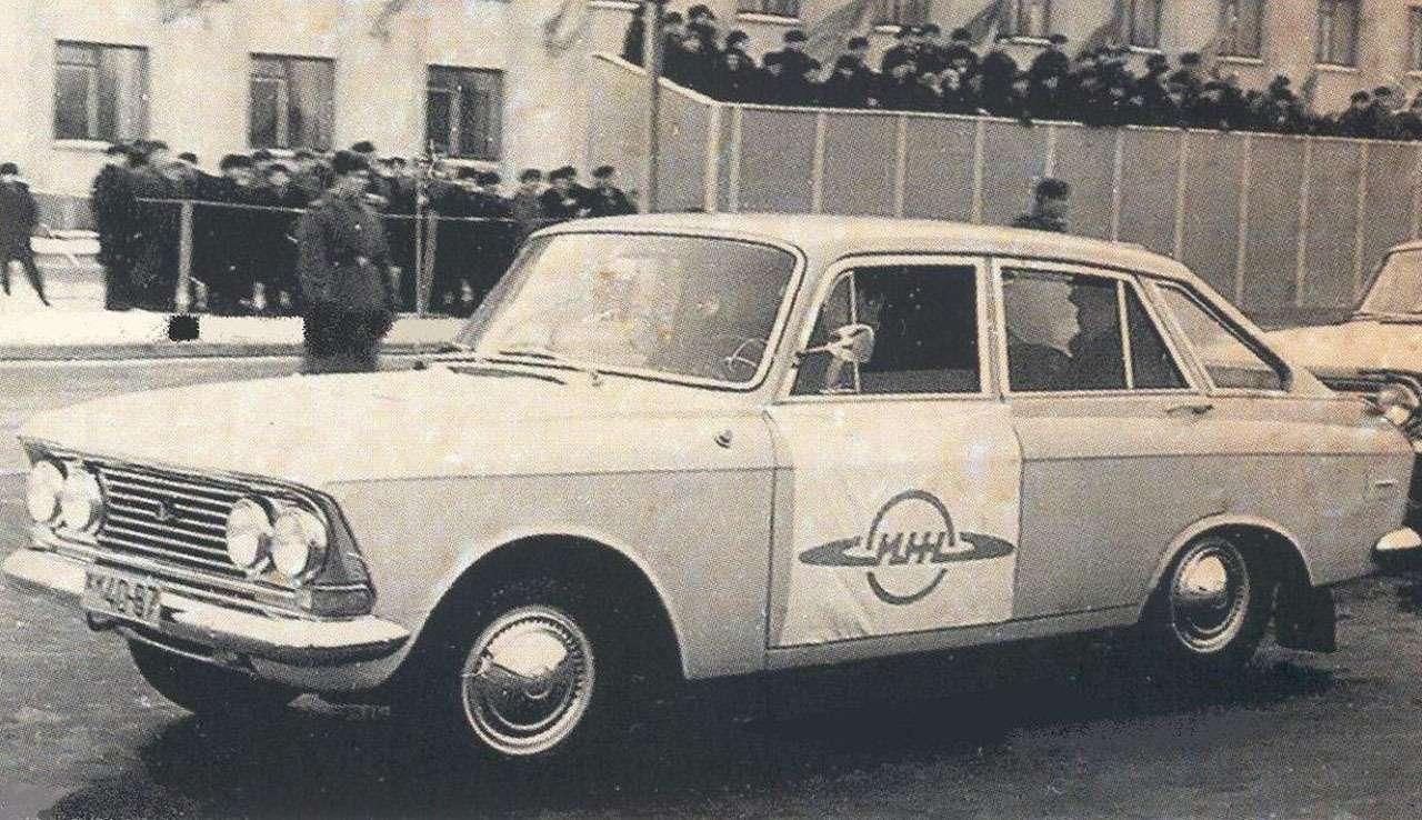 Уникальные версии Москвича-412: пикапы, спорткупе, хэтчбеки— фото 1053244