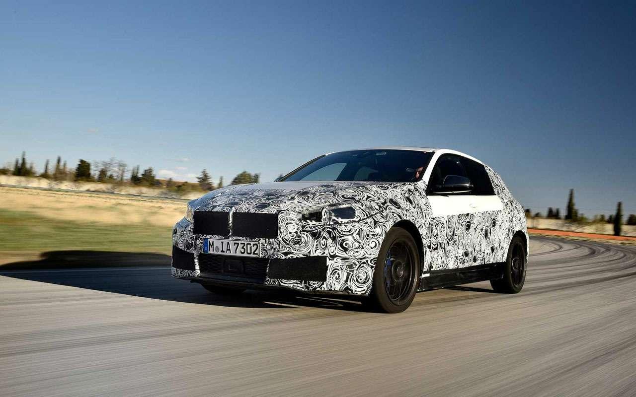 Появились новые подробности осамом недорогом BMW— фото 962382