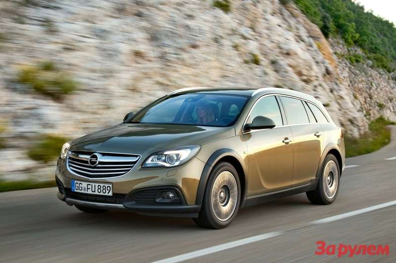 Opel Insignia Country Tourer 2014 1600x1200 wallpaper 03