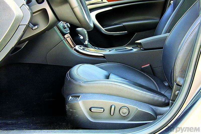 Тест Оpel Insignia, Mazda 6, Honda Accord: Чувство ритма— фото 93151