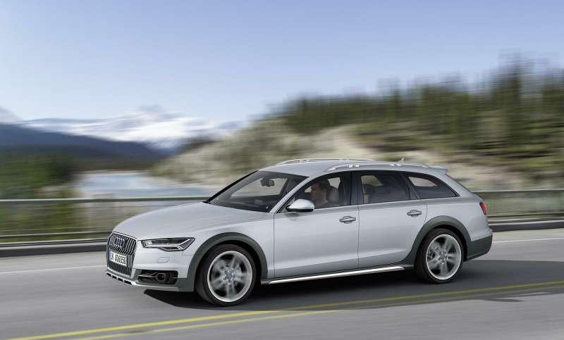 2016 Audi A6Avant Allroad