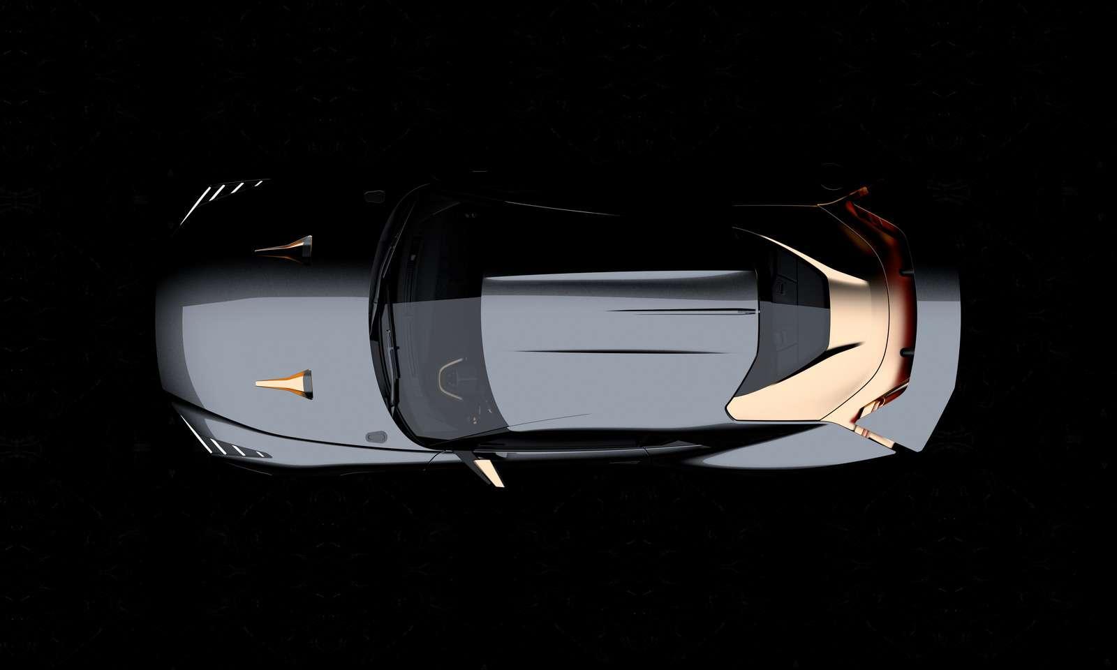 Золотой стандарт: Nissan иItaldesign представили юбилейный GT-R— фото 882710