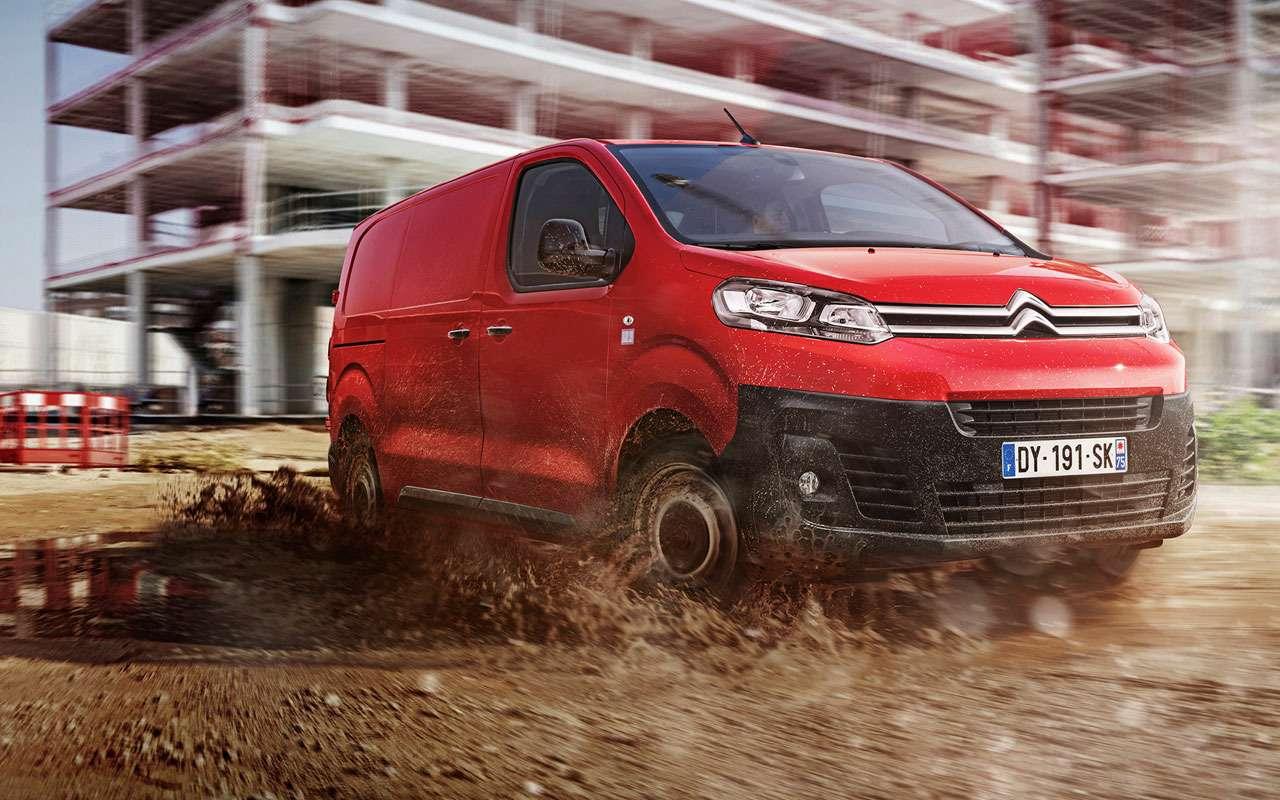 Названы цены полноприводных минивэнов Peugeot иCitroen— фото 1005564