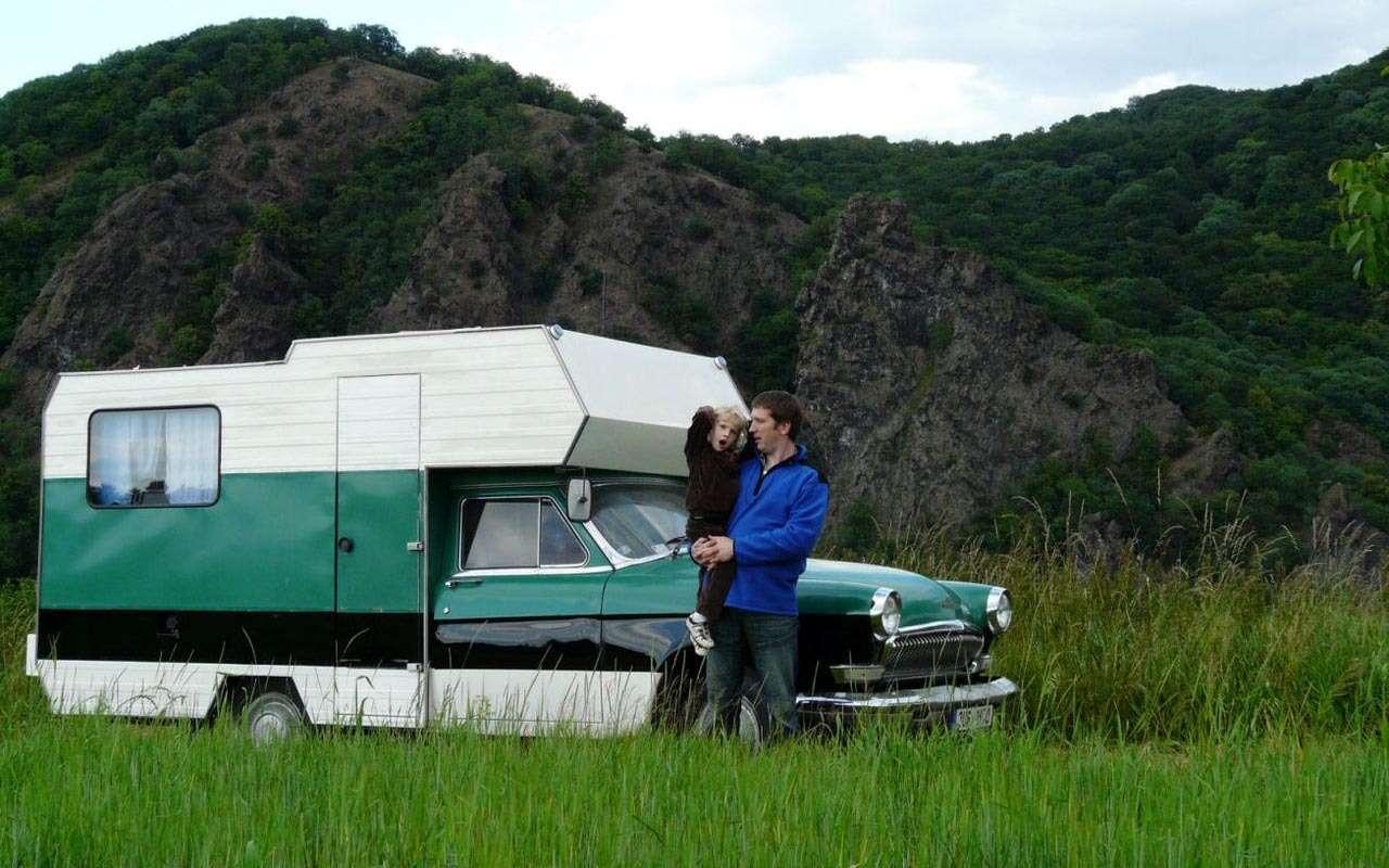 Волга— кроссовер? Десять самых необычных ГАЗ-21— фото 1244594