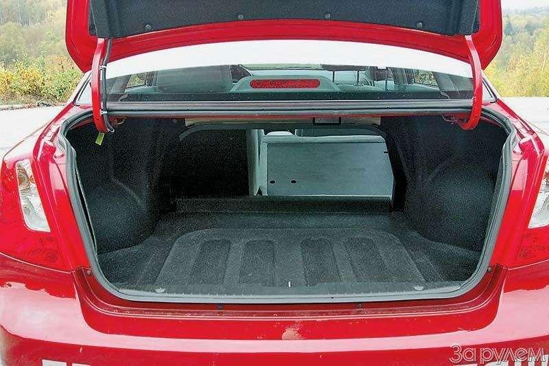 Chevrolet Lacetti. Крести— козыри