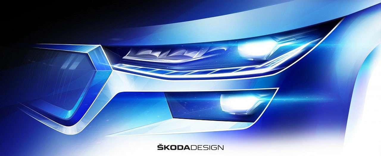 Главные обновления Skoda Kodiaq— фото 1235554