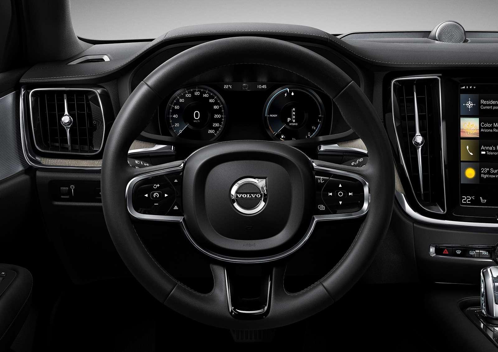 Volvo V60 Cross Country: еще один кросс-универсал. Ждем вРоссии!— фото 908304