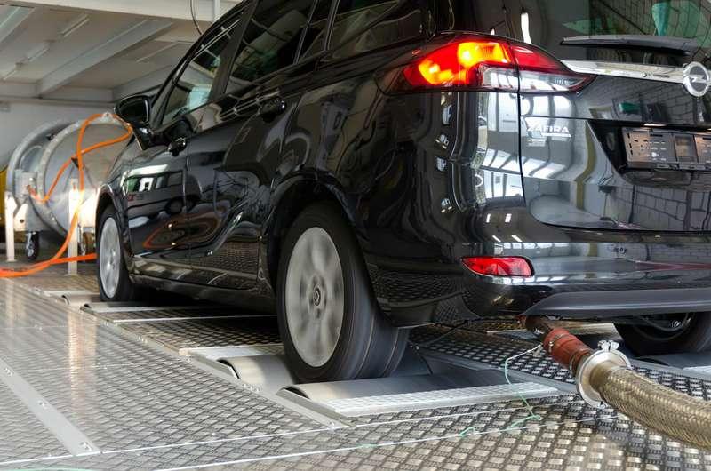 Opel отвергает обвинения вмахинациях споказателями токсичности дизелей