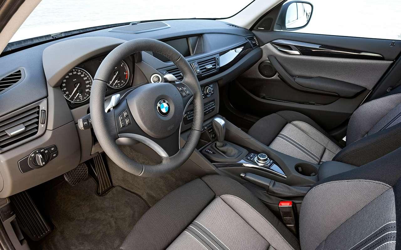 BMWX1первого поколения— все его неисправности— фото 974779