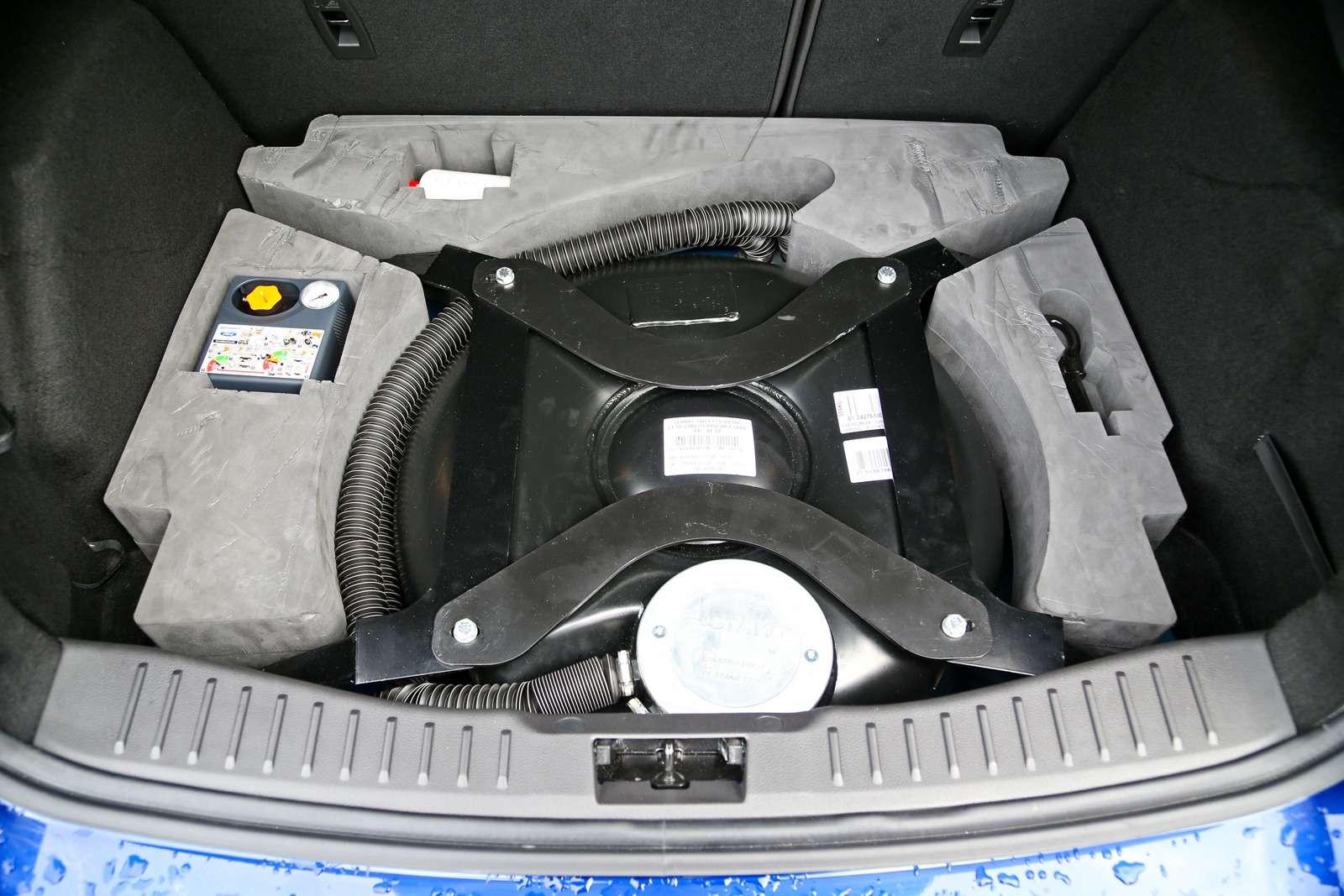 Тест Ford Focus LPG: экономим спропан-бутаном— фото 603378
