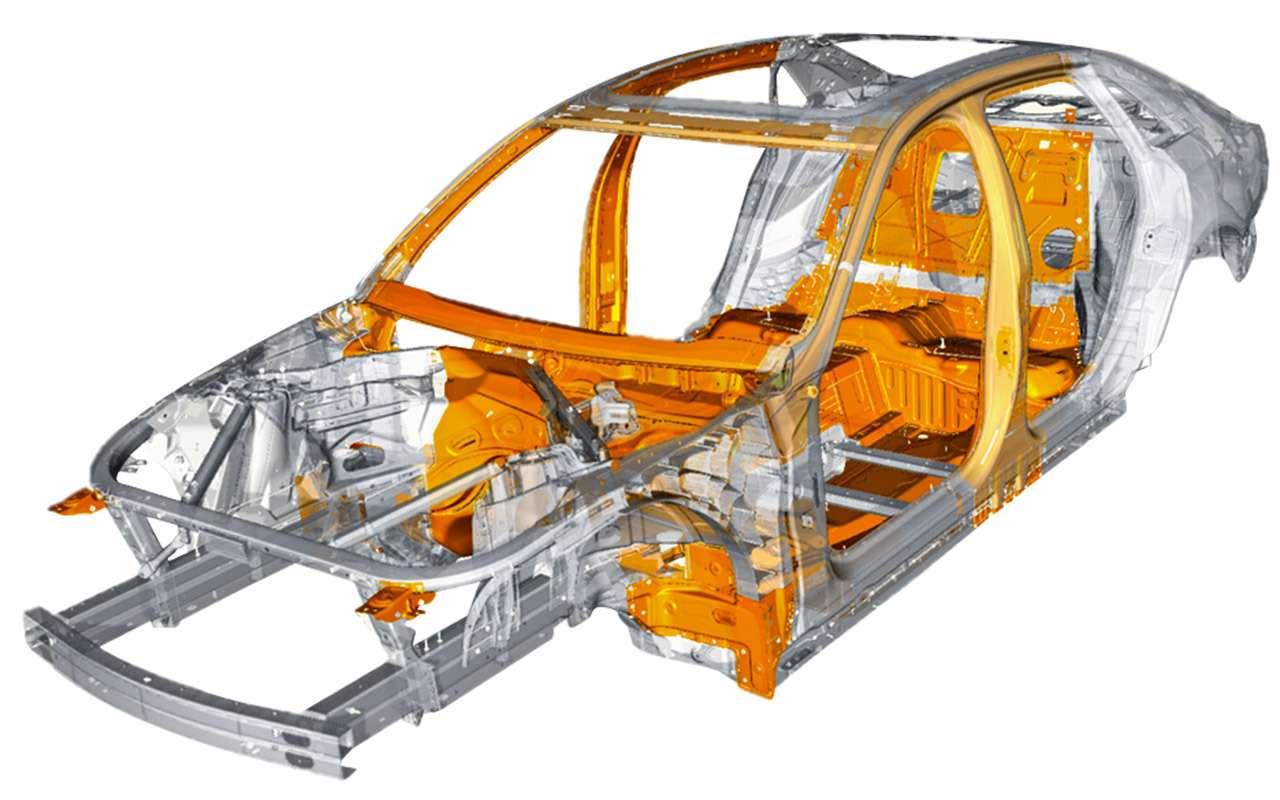 Cadillac CT6: тест-драйв соглядкой наТрампа— фото 867850