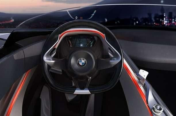 BMWVision ConnectedDrive