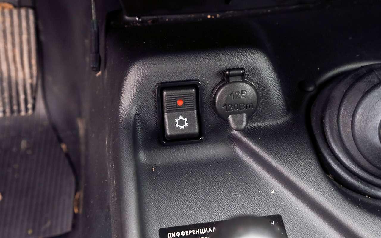 Тест-драйв легенд бездорожья: Lada 4x4, Suzuki Jimny, Jeep Wrangler— фото 1089438