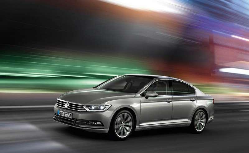 New_Volkswagen_Passat