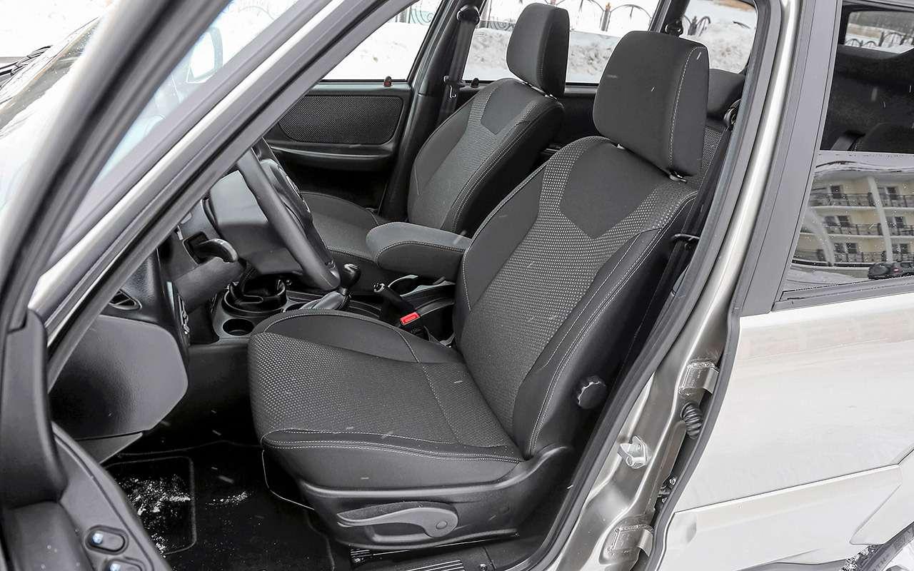 Lada Niva Travel— очень подробный тест— фото 1229359