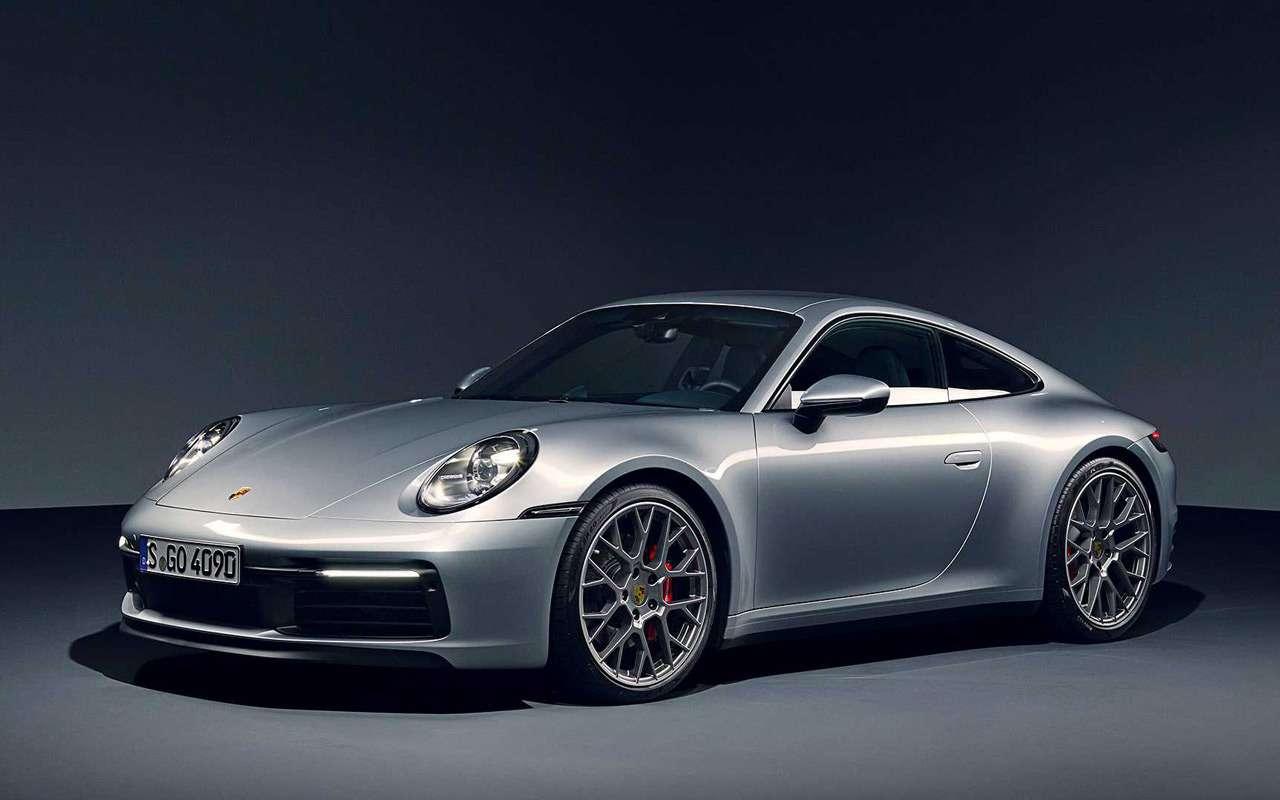 Новый Porsche 911: классический облик исовременная начинка— фото 926972