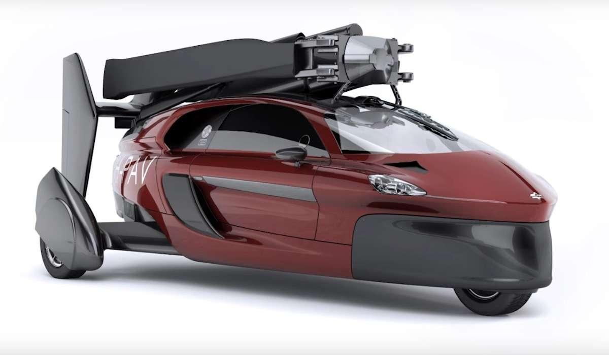 Голландская фирма PAL-V начала принимать заказы насвой аэромобиль— фото 706981