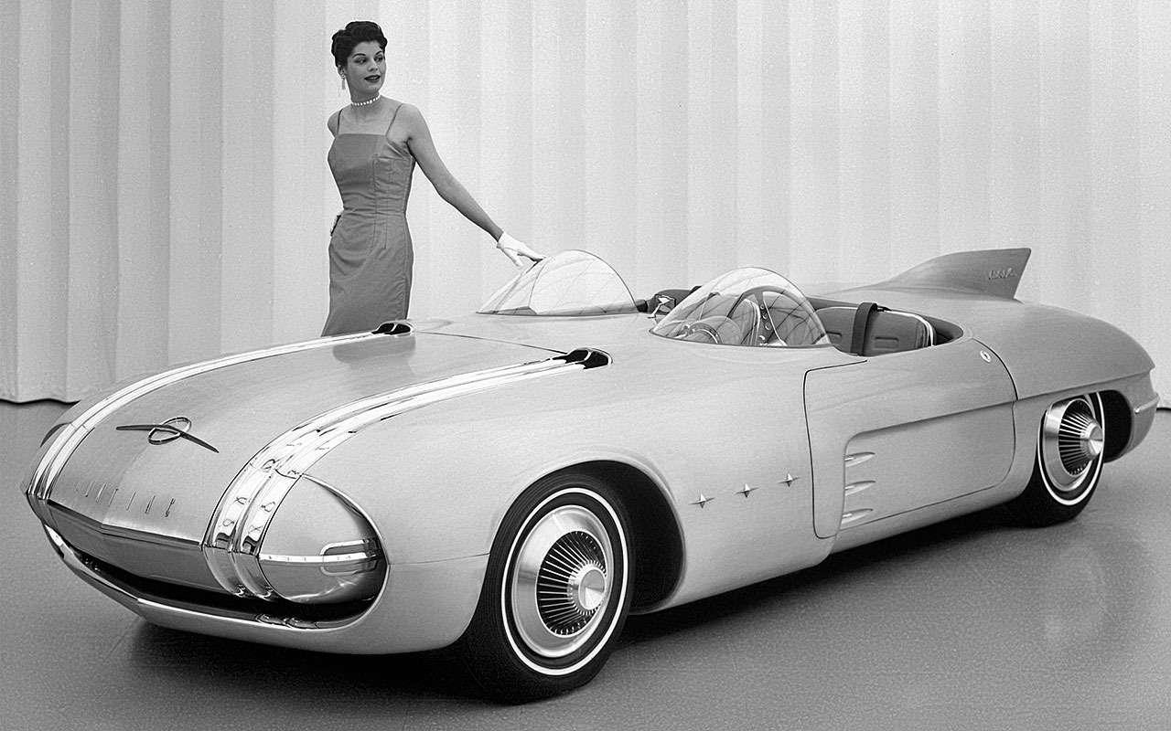 Pontiac Club DeMer (1956)