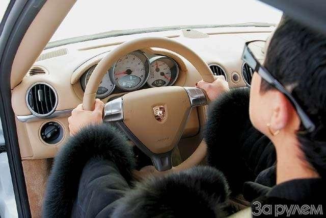 Porsche Cayman S.Наедине схищником— фото 62650