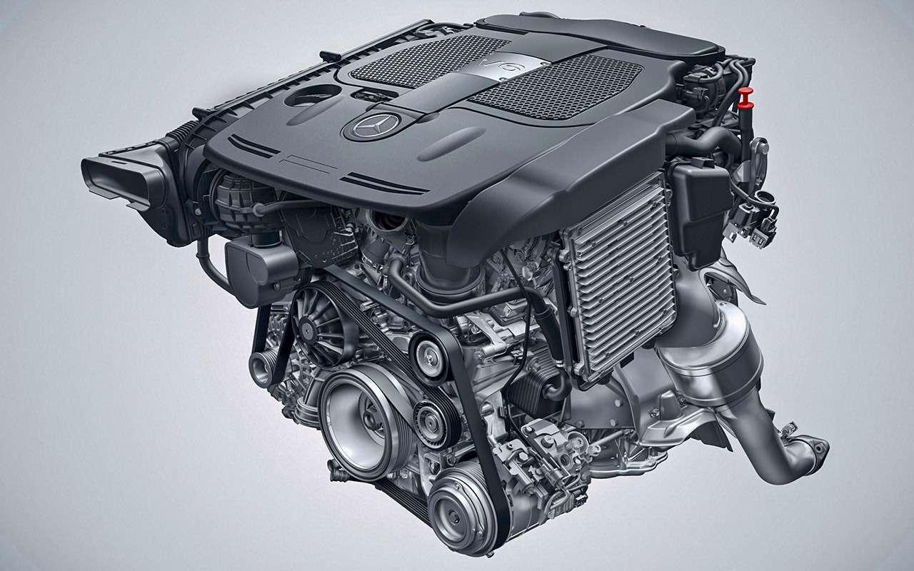 Подержанный Mercedes-Benz GLK— история болезни— фото 819165