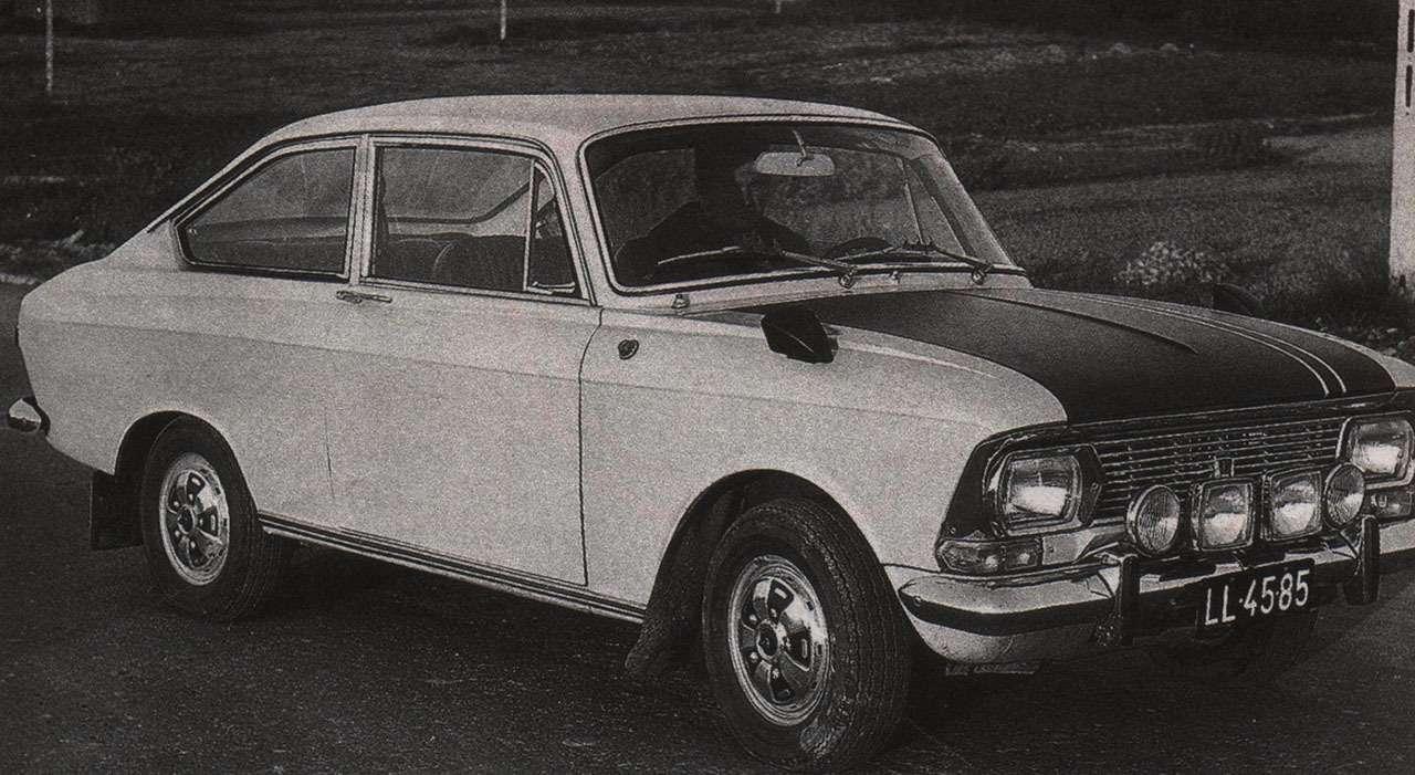 Уникальные версии Москвича-412: пикапы, спорткупе, хэтчбеки— фото 1053245