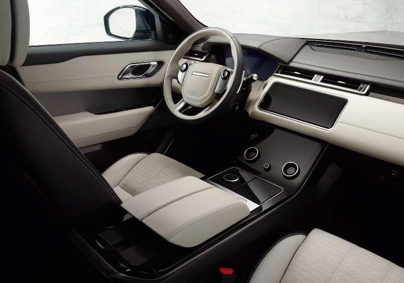 Range Rover Velar: натренированный на«кошках»