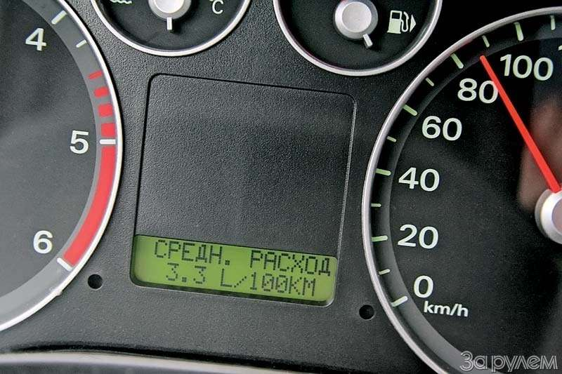 Дизельный Ford Focus:ТРИУМФ ЖАДИНЫ— фото 69441