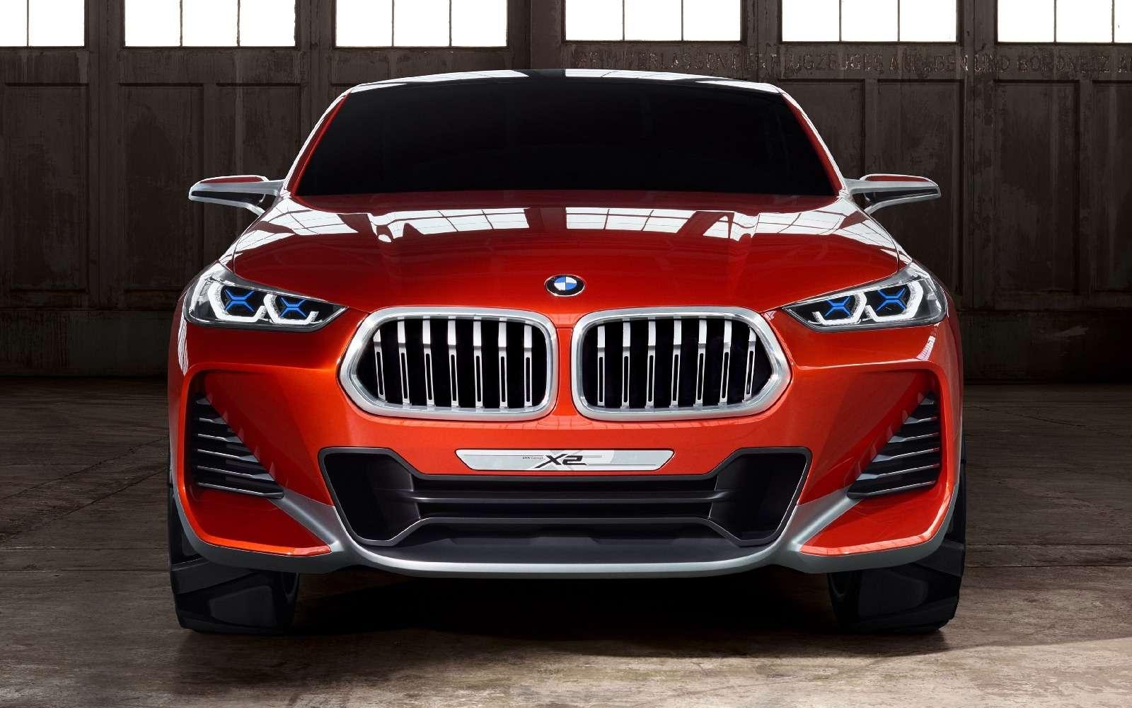 «Два икса»: BMW представила очередной нишевый паркетник— фото 642107
