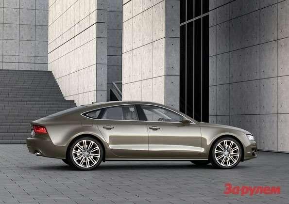 Audi A7Sportback
