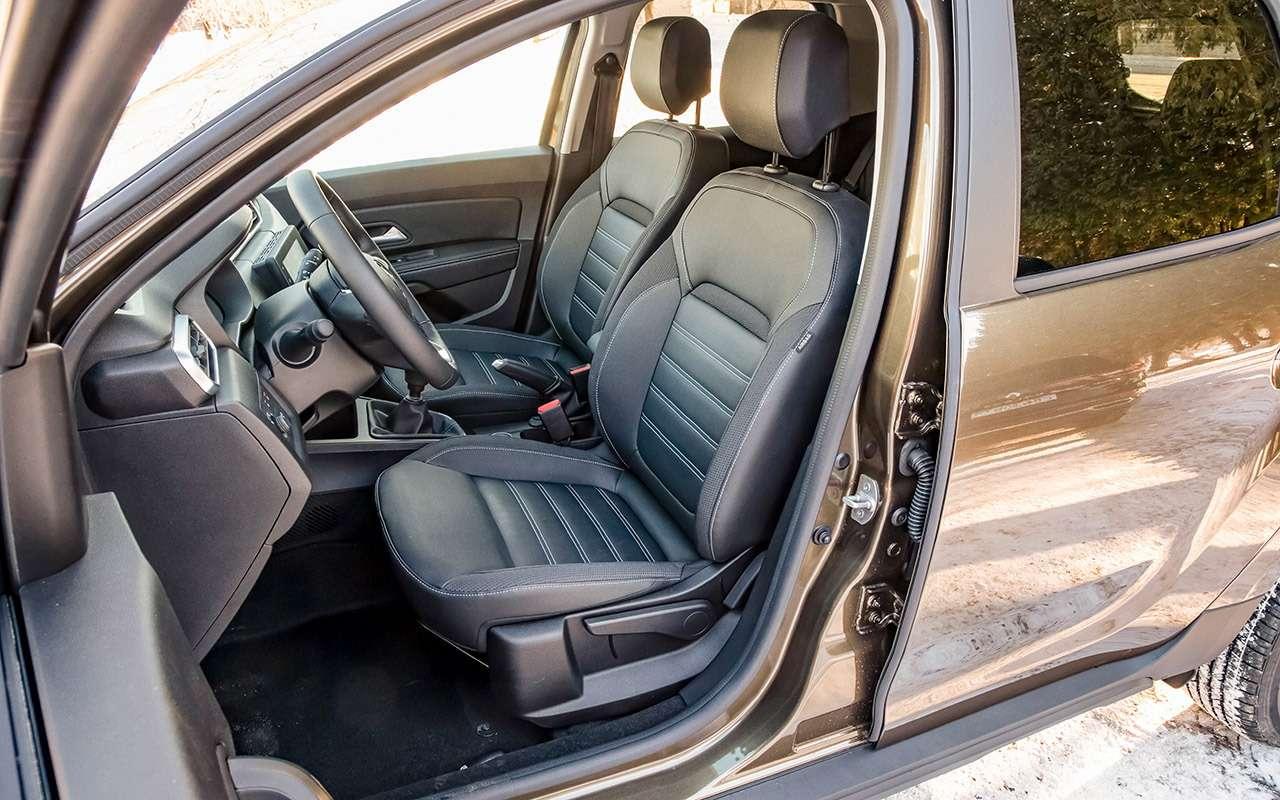 Новый Renault Duster стурбо имеханикой— первый тест— фото 1227564