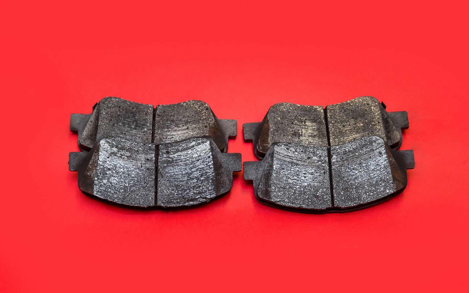 Тест тормозных колодок дляСоляриса иРио: горячая линия— фото 623326