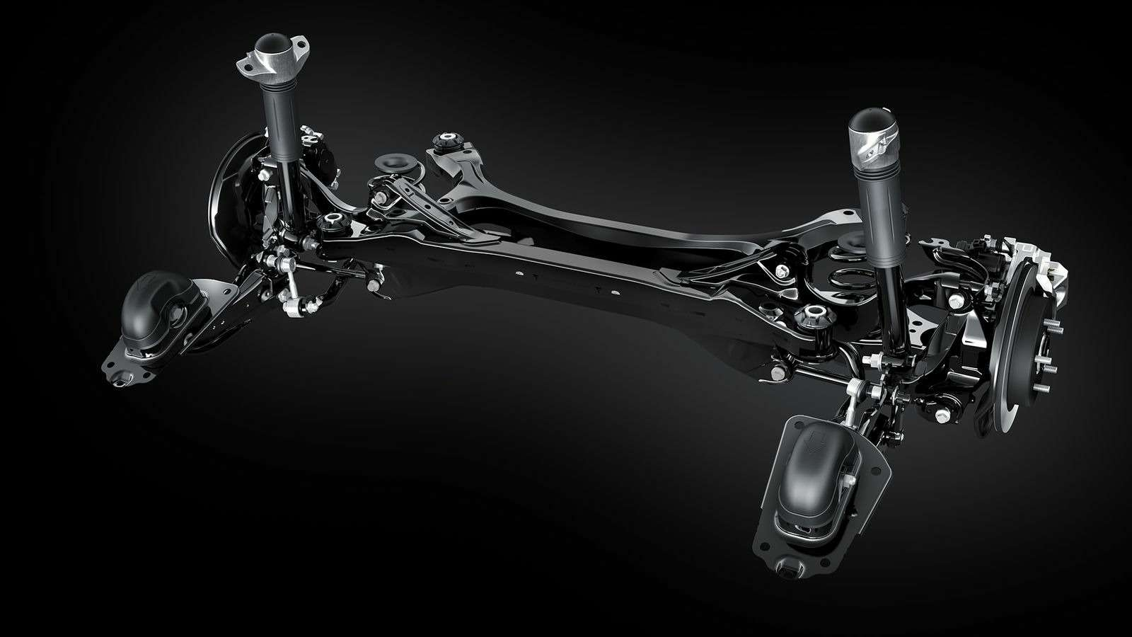 Новый Lexus ES: без полного привода итурбомоторов— фото 865671